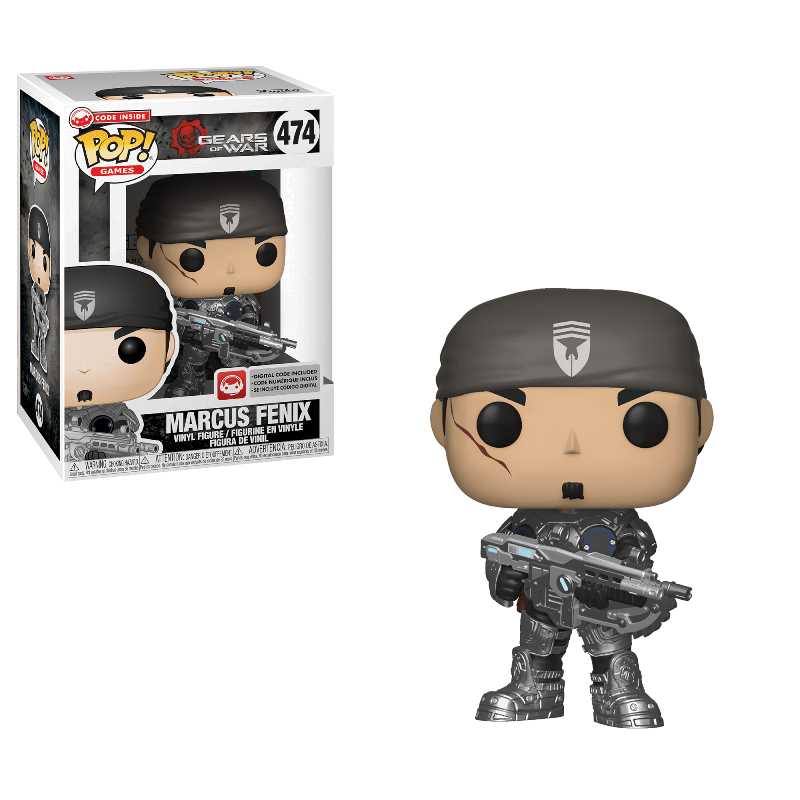 Figura POP Gears of War:...