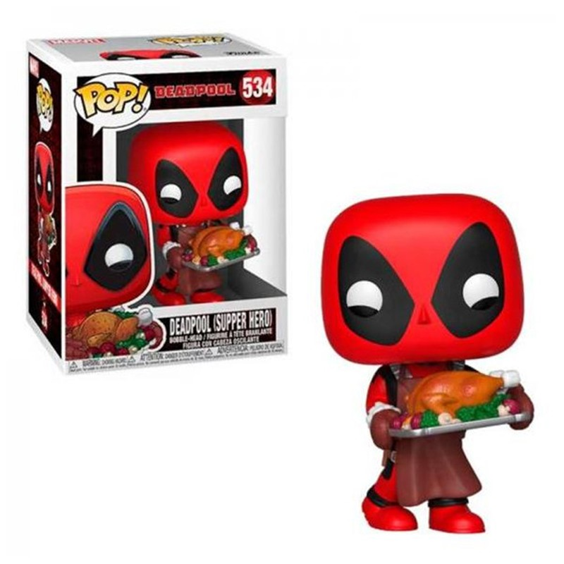 Funko POP Deapool (Super Hero)