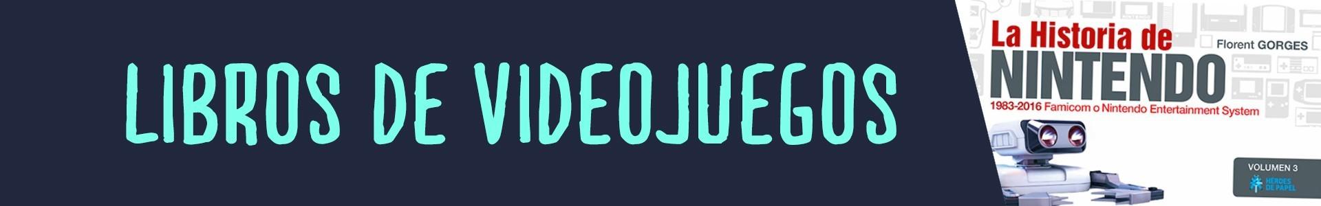 Libros de Videojuegos