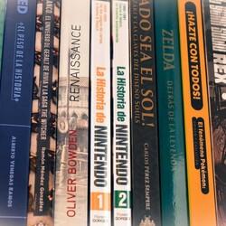 ⚠️Acabamos la semana con notición:  TENEMOS NUEVA SECCIÓN 💥💥💥!!!  Desde hoy puedes encontrar en nuestra web Libros de Videojuegos, arrancamos la sección con un pequeño variado que iremos ampliando!!  A leer querid@s percales!!!!  Feliz Finde!!! 😍  https://percalandia.com/103-libros-de-videojuegos  #percalandia #tiendaonline #instagamer #instagamerspain #somosgamers #generaciongamer #cosasdegamer #culturagamer #gamercommunity #libros #librosgamer #librosgaming